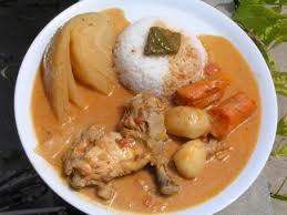 Presentation des plats - Repas de noel africain ...