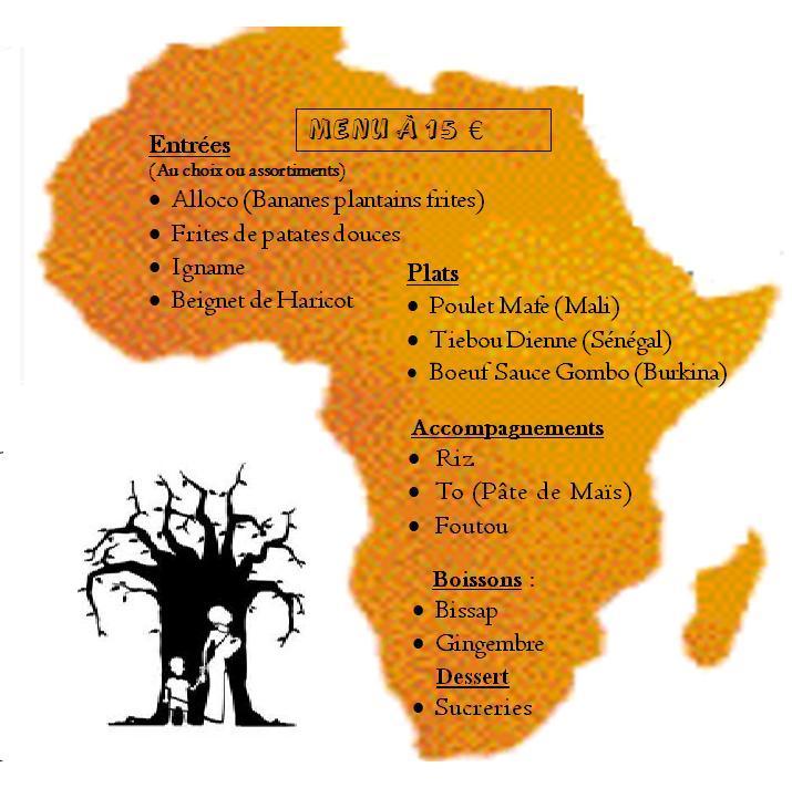 Le Baobab Cuisine Africaine A Domicile